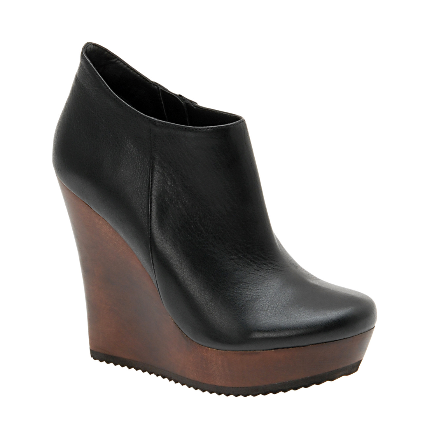 Black Women's Booties. Clothing & Shoes / Shoes / Women's Shoes / Women's Booties. of Results. Journee Collection Women's 'Enter' Faux Suede Wedge Booties. 77 Reviews. Journee Collection Women's 'Wen' Black/Blue/Grey Faux Suede Lace-up Ankle Booties. 22 Reviews. SALE ends soon ends in 5 hours.
